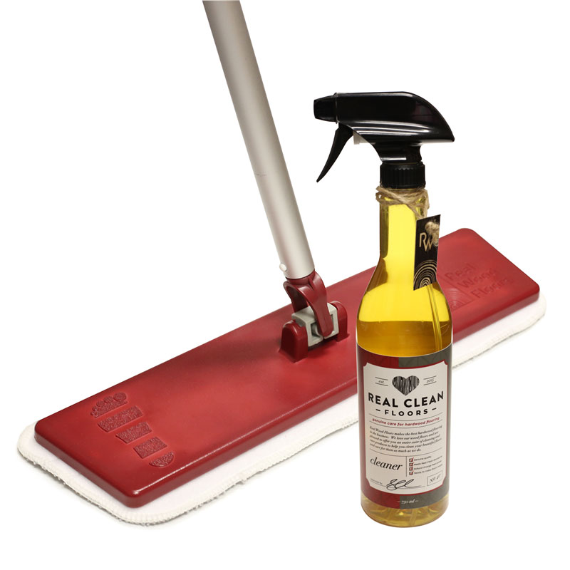 What To Clean Real Wood Floors With: Cleaner And Mop Combo €� Real Clean Floors